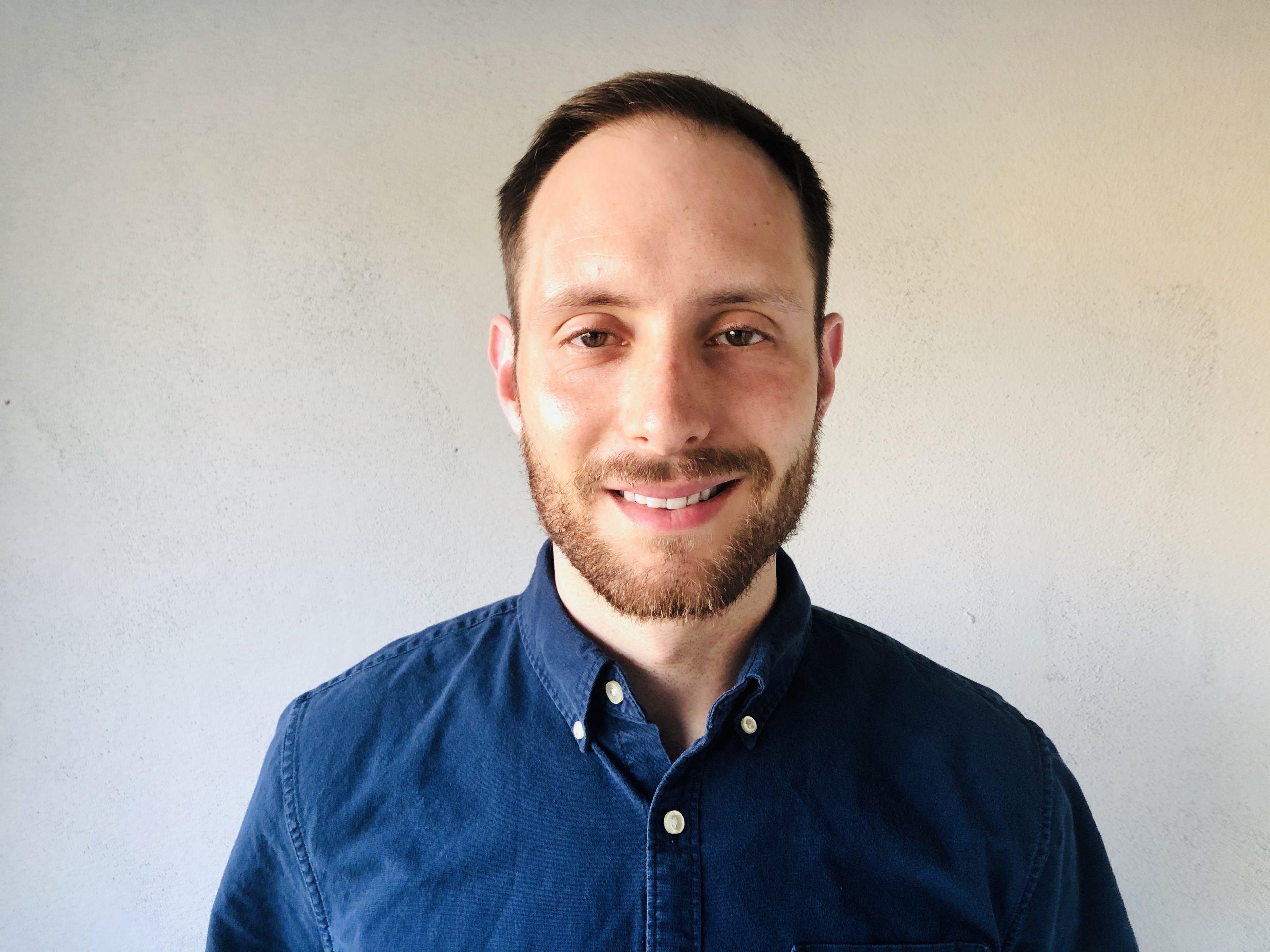 Photo of Nick Davis