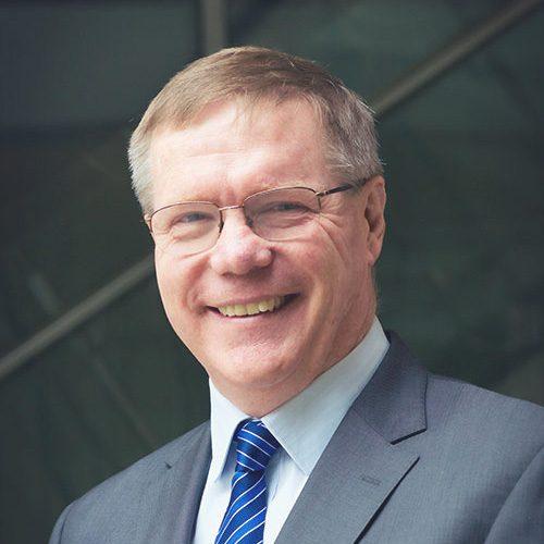 Photo of Ian K. Smith