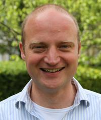 Photo of Jonty Allcock