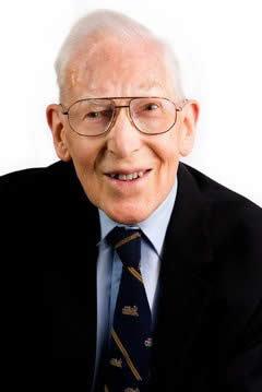 Photo of J. I. Packer